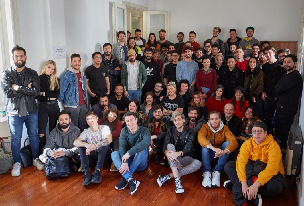 Creative LIAisons 2019 Grupal