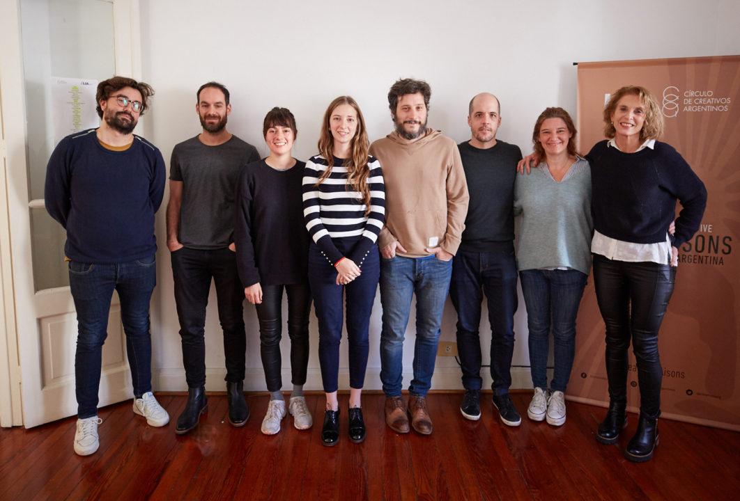 Creative LIAisons 2019 Jurado